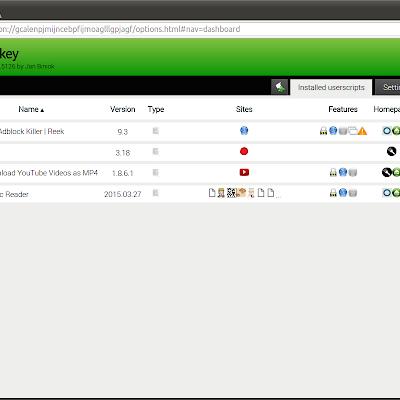 Tampermonkey 4.8.41 谷歌浏览器(Google Chrome)版下载
